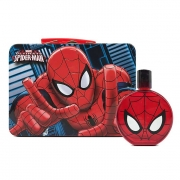 Airval Spiderman Ultimate Set Edt 100 Ml+Maleta Metalica