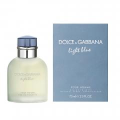 Dolce & Gabbana D&G Light Blue Man Edt 75 Ml Vapo