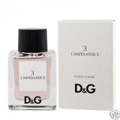 Dolce & Gabbana D&G 3 Limperatrice Edt 50 Ml Vapo