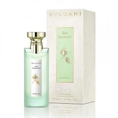 Bvlgari Eau Parfumee Au The Vert 75 Ml Vapo