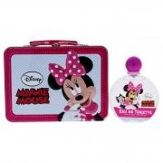 Airval Disney Minnie Mouse Edt 100 Ml+Maleta Metalica