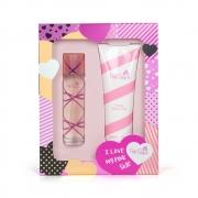 Aquolina Pink Sugar Edt Set 100 Ml spray + B/L 250 Ml