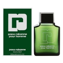 Paco Rabanne Homme Eau De Toilette 200Ml