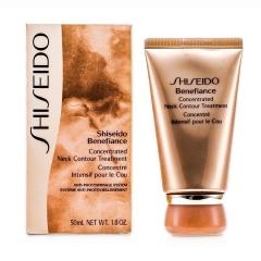 Shiseido Benefiance Crema Concentrato Para Cuello 50Ml