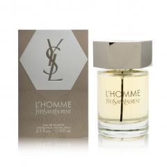 Yves Saint Laurent L'Homme Eau De Toilette 100Ml