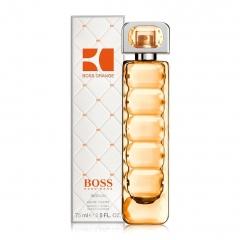 Hugo Boss Boss Orange Eau De Toilette Woman 75Ml