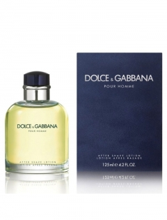 Dolce & Gabbana D&G Pour Homme A/S  Lozione 125Ml