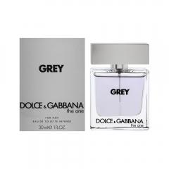 Dolce & Gabbana D&G The One Grey For Men Edt Intense 30 Ml Vapo