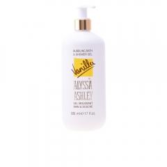 Alyssa Ashley Vanilla Bath/Sg W/Pump 500