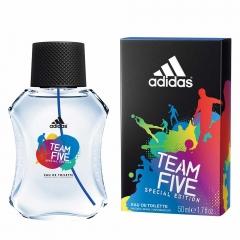 Adidas Team Five E.L. Edt 50 Ml spray