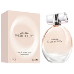 Calvin Klein Ck Beauty Sheer Eau De Toilette 100Ml
