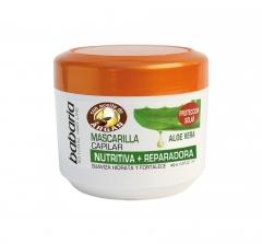 Babaria Aloe Vera hair mask with Argan Oil 400Ml