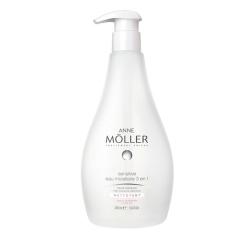 Anne Moller Sensitive cleanser Eau Micellaire 3In1 400Ml