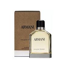 Giorgio Armani Armani Eau De Toilette Eau Pour Homme 100Ml