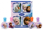 Airval Frozen From The Movie Set Edt Collection 4X7 Ml