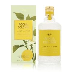 4711 Acqua Colonia Eau De Cologne Lemon & Ginger 170Ml