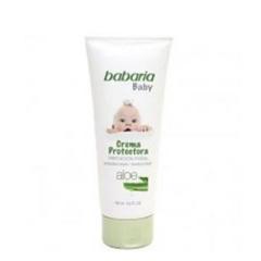 Babaria Baby Protective cream Aloe 100Ml