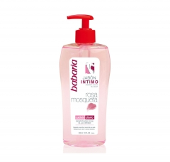 Babaria Rosehip soap Intimate Care daily use 300Ml