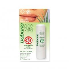 Babaria Aloe Vera lip protector 5.7Ml