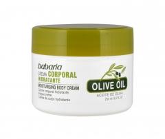 Babaria Olive Oil Crema Corpo Idratante 250Ml