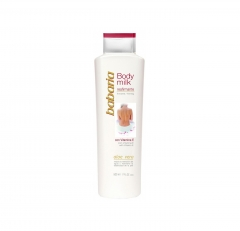 Babaria Aloe Vera Body Milk Rassodante Vitamina E 500Ml