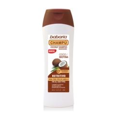 Babaria Coco All Hair Type Nourishing Shampoo 400Ml