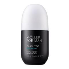 Anne Moller For Man Flashtec deodorant Triple Action 75Ml