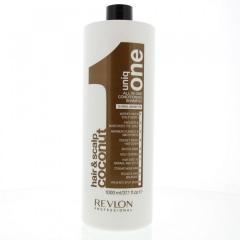 Revlon Uniqone Hair&Scalp Shampoo and conditioner Coconut 1000Ml