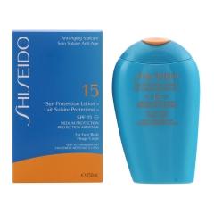 Shiseido Anti-Aging Sun Care Sun Protection Lozione Spf15 150Ml