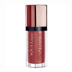 Bourjois Rouge Edition Aqua Laque  lipstick 03 Brun Croyable