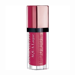 Bourjois Rouge Edition Aqua Laque  lipstick 07 Fucshia Perche