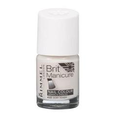 Rimmel Brit Manicure Smalto Per Unghie 433 Ivory Tower 1Ml