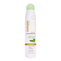 Babaria Aloe deodorant Spray Original 200Ml