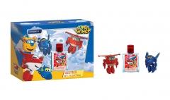 Disney Super Wings Eau De Toilette 50Ml  + figure 1U + figure 1U