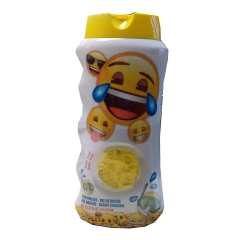 Emoji Emoji shower gel 450Ml  + sponge 1U