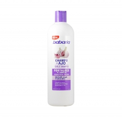 Babaria Ajo Shampoo Without smell 600Ml