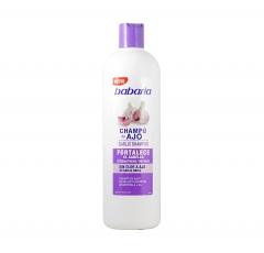 Babaria Ajo Shampoo Sin Olor 600Ml