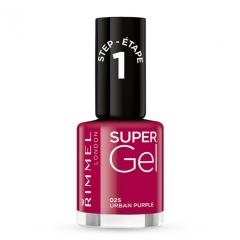 Rimmel Supergel Kate Smalto Per Unghie 025 Urban Purple