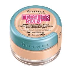 Rimmel Fresher Skin Spf15 Natural Foundation 201 Classic Beige