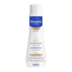 Mustela Cleansing body milk 200Ml