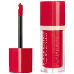Bourjois Rouge Edition Souffle De Velvet  lipstick 76 Cherryleader