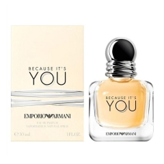 Giorgio Armani Because It'S You Eau De Parfum 30Ml Vaporizzatore