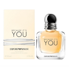 Giorgio Armani Because It'S You Eau De Parfum 50Ml Vaporizzatore