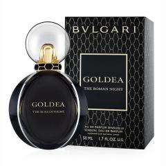 Bvlgari Goldea The Roman Night Eau De Parfum 50Ml