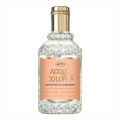 4711 Acqua Colonia Eau De Cologne Bianco Peach & Coriander 50Ml