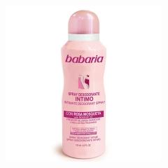 Babaria Rosehip Intimo deodorant Spray 150Ml