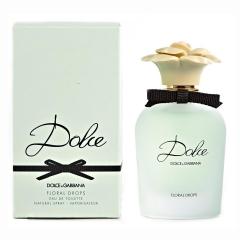 Dolce & Gabbana Docle Floral Drops Eau De Toilette 50Ml