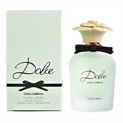 Dolce & Gabbana Docle Floral Drops Eau De Toilette 75Ml