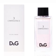 Dolce & Gabbana D&G 3 Woman L'Imperatrice Eau De Toilette 100Ml