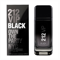 Carolina Herrera 212 Vip Black Eau De Parfum 100Ml
